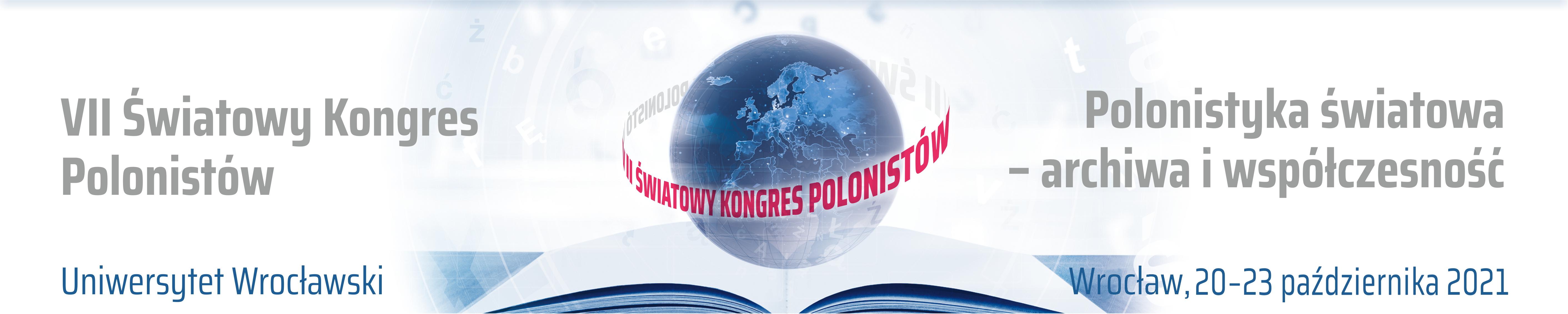 VII Światowy Kongres Polonistów 2021